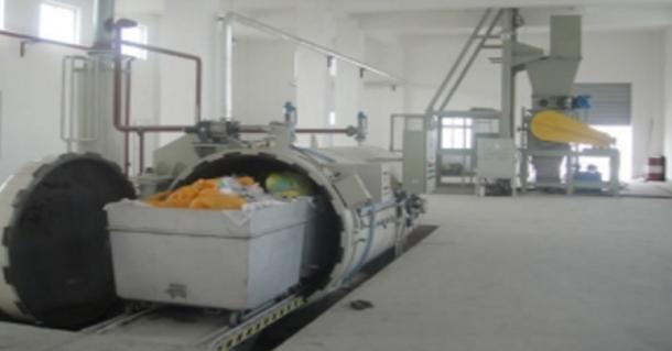 غلق وحدة رسكلة النفايات الطبية بقلعة الأندلس