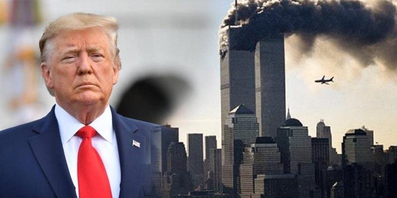 في ذكرى 11 سبتمبر.. ''قرار عسكري'' من ترامب