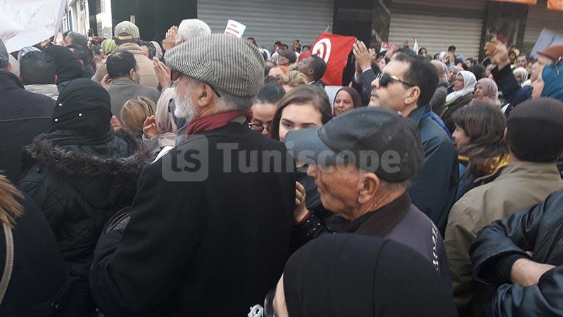 بالصور: مسيرة ''أولياء غاضبون'' بالعاصمة