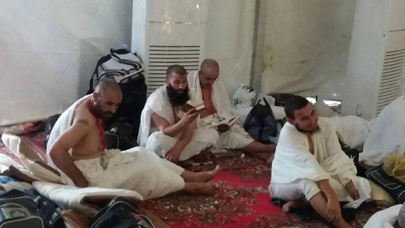بالصور: حجيج تونس على صعيد عرفه