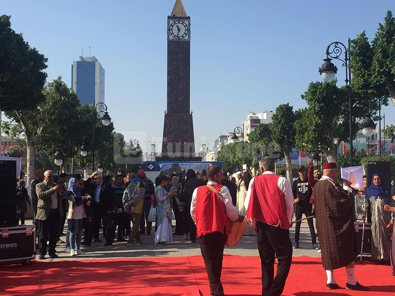 بالصور والفيديو: العاصمة تتزيّن بنكهة ''المولد النبوي الشريف في القيروان''