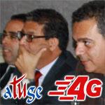 En vidéos : La vision de Bouguila, Masmoudi et Mestiri pour la 4G et après