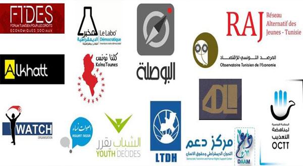 منظمات و جمعيات حقوقية ترفع رسالة عاجلة للمجلس الأعلى للقضاء