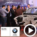 En vidéo : Les nouvelles techniques de réparation carrosserie des BMW dernière génération
