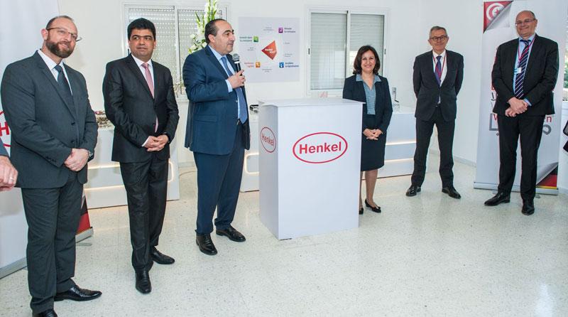 Henkel Tunisie célèbre l'accord pour le projet '' Localization ''