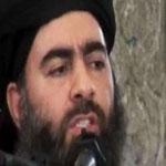 Abou Bakr al-Baghdadi  ''grièvement blessé''