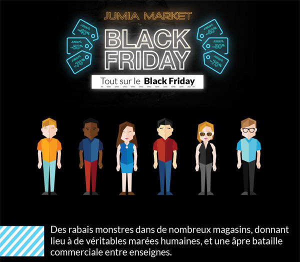 Jumia Tunisie Annonce La Seconde Edition Du Black Friday