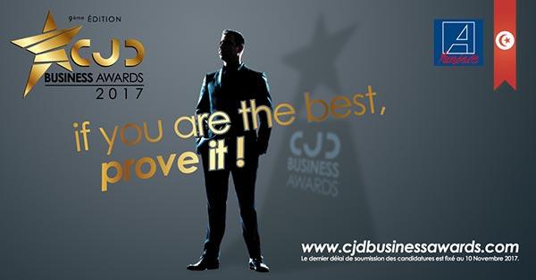 Lancement de la 9ème édition des CJD Business Awards