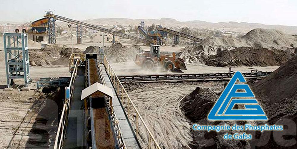 La production du phosphate a du mal à reprendre