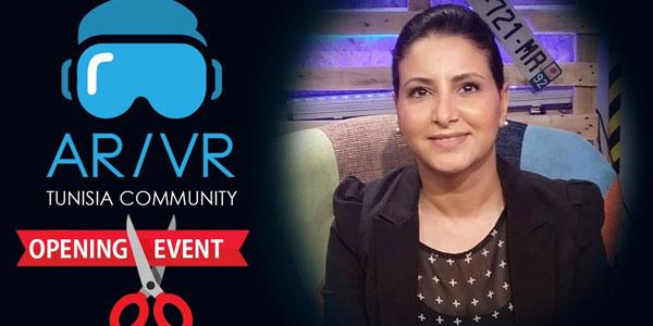 La communauté Tunisienne de la réalité augmentée et virtuelle est née !