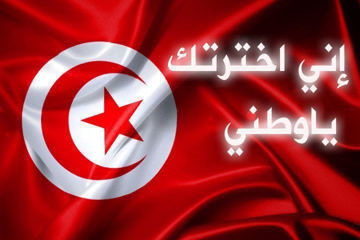 Plus de 99% des Tunisiens tiennent au drapeau tunisien