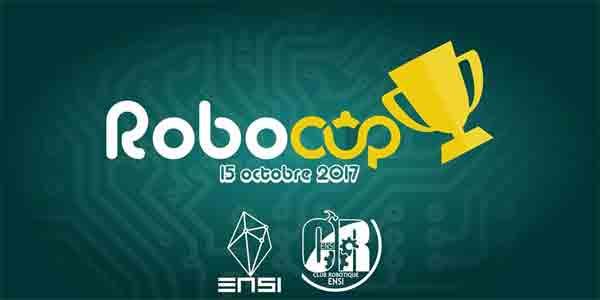RoboCup 1.0 le 15 Octobre 2017 à l'ENSI Manouba