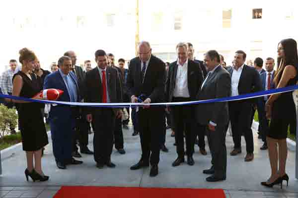 En photos : Ennakl Automobiles inaugure son centre de formation régional