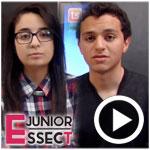Junior Essect : Présentation du Forum de l'emploi prévu les 21 et 22 avril 2015
