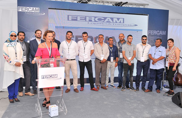 Nouveau siège pour FERCAM Tunisie