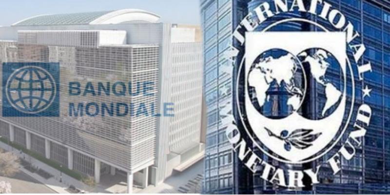 Déclaration du FMI et de la BM appelant à alléger la dette