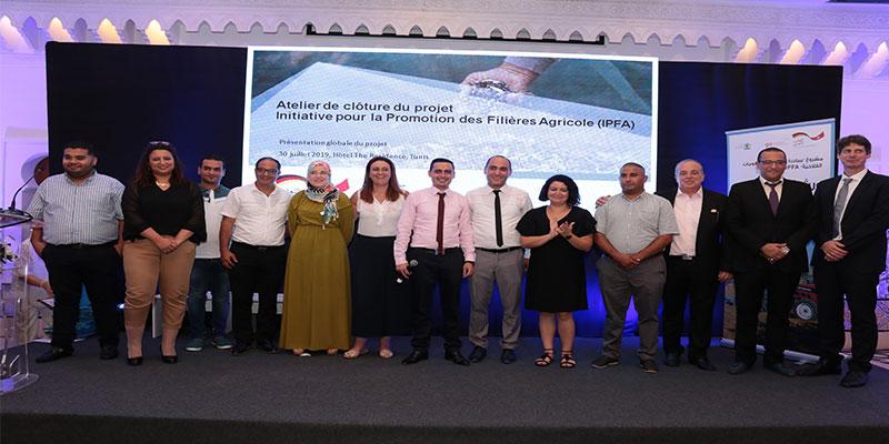 Le projet Initiative pour la Promotion des Filières Agricoles dévoile ses résultats