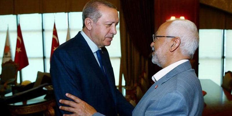 ARP : la visite de Ghannouchi à la Turquie rajouté à l'ordre du jour