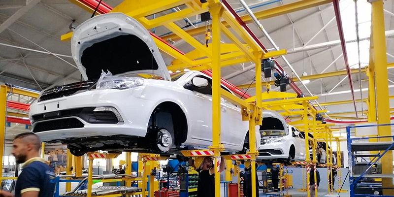 Installation d'une nouvelle unité d'industrie automobile à El Fejja