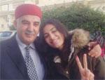 بالصورة: 'الشاشية التونسية 'ترافق زياد الهاني في الدور الثاني من الإنتخابات الرئاسية