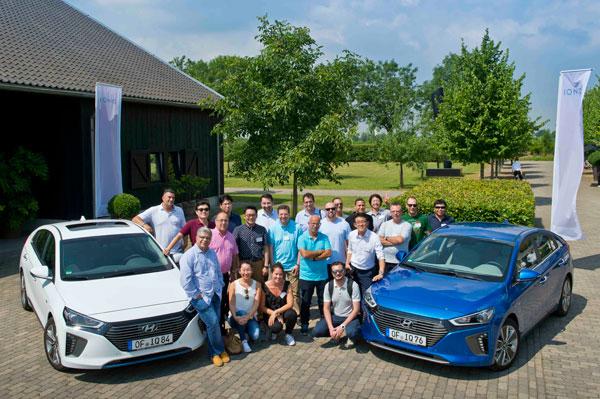 Hyundai investit dans le futur à travers le laboratoire IONIQ et ses voitures alternatives