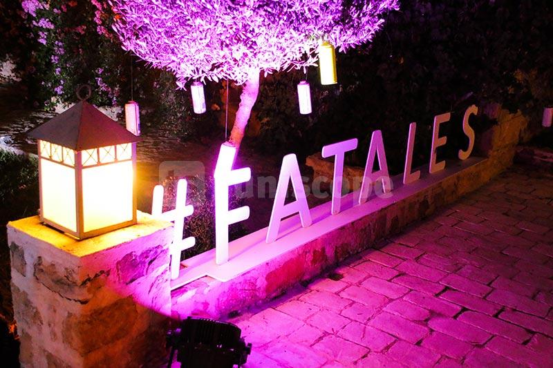 En photos : Fatales célèbre le lancement des 20 Tagged Days