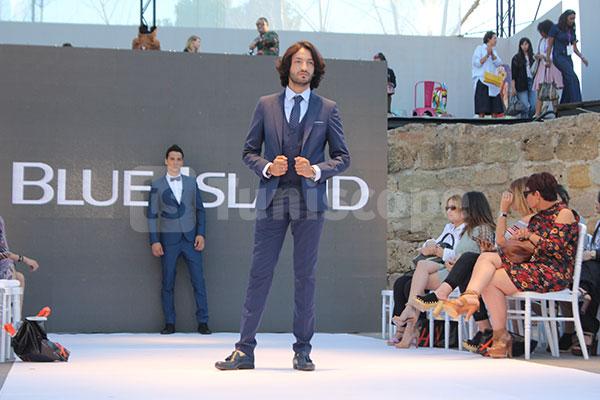 Tunis Fashion Week 2017 : Défilé de Blue Island