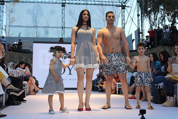 Tunis Fashion Week 2017 : Défilé de Joy's