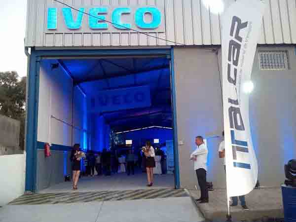 En photos : Inauguration du nouvel atelier agréé Iveco à Fouchana