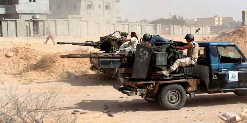 L'arrivée des armes et la présence des terroristes en Libye dénoncées par la Tunisie, l'Algérie et l'Egypte