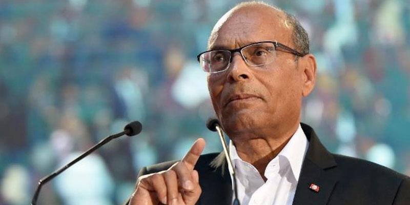Le message de Marzouki aux tunisiens après les deux attentats suicide