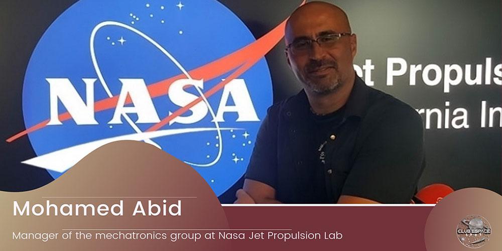 Mohamed Abid, le Tunisien à la conquête de la planète Mars
