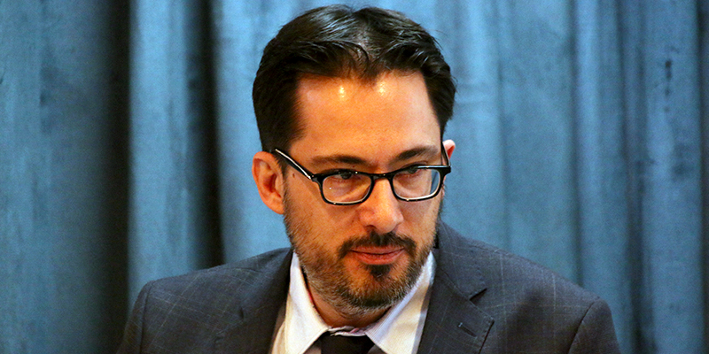 Etude sur l'avenir de la presse écrite tunisienne par M. Michel Leroy, au Forum Médias-Convergence