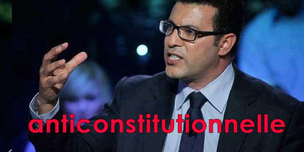 Mongi Rahoui qualifie la commission des Finances de l'ARP d'anticonstitutionnelle