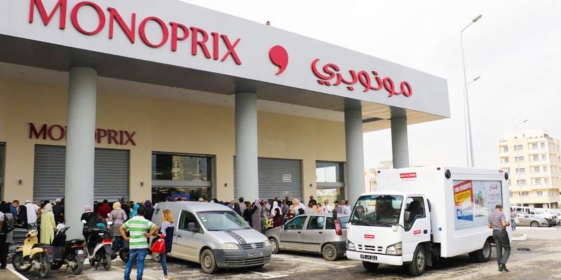 En vidéos : Monoprix ouvre son 89ème magasin au coeur de la perle du Sahel