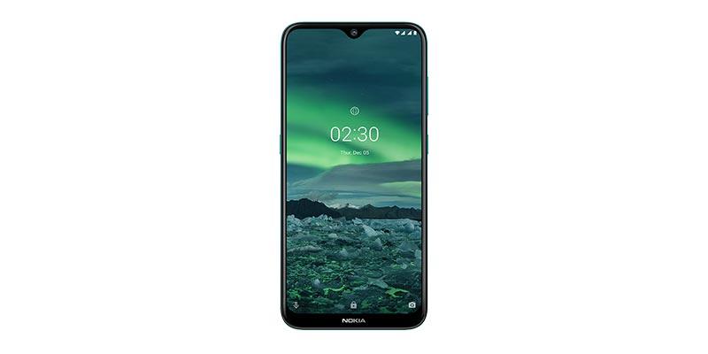 Le Nokia 2.3 nouvelle génération fait toute la différence grâce à son Intelligence Artificielle et à une multitude d'autres atouts