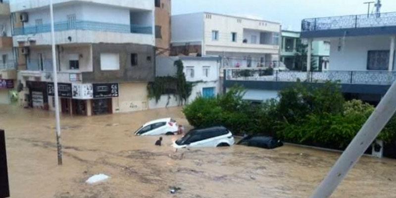 Inondations à Nabeul, l'URICA reçoit plus de 600 dossiers d'entreprises sinistrées