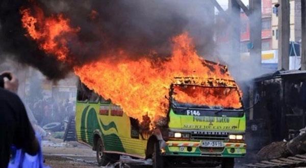 صدامات دامية في نيروبي بعد العثور على 4 جثث