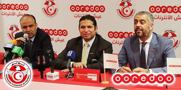 En vidéo : Ooredoo devient sponsor officiel de la Fédération Tunisienne de Football