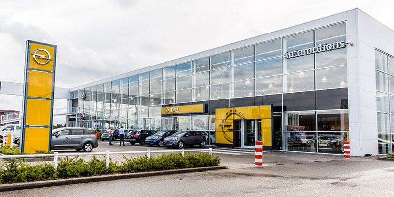 OPEL ouvrira 4 showrooms en 2018 avec son nouveau partenaire STAFIM