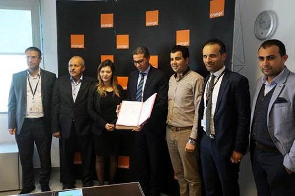 L'amicale du Groupe Magasin Général choisit Orange Tunisie pour ses solutions Mobiles