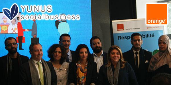 En vidéo : Orange Tunisie et Yunus Social Business Tunisia s'associent pour encourager l'entrepreneuriat social technologique innovant