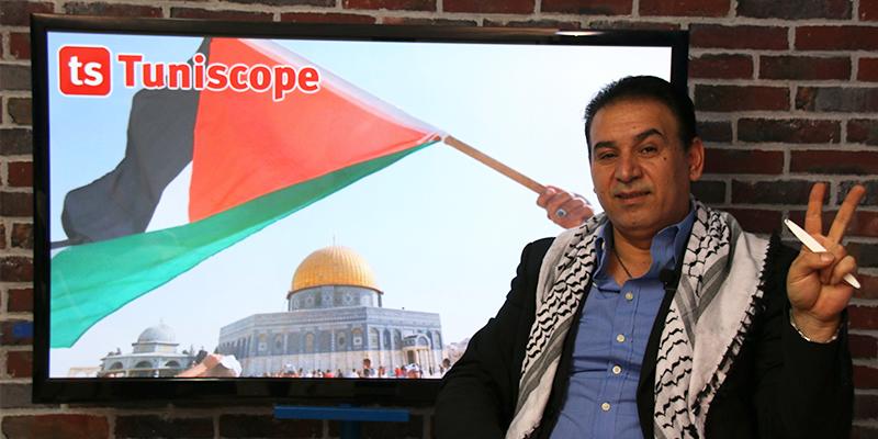 بالفيديو: منهل الفلسطيني، قصة فنان أجبرته الحرب على العيش في تونس فعشقها وتغنى بها