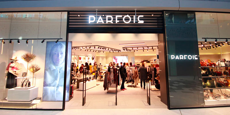 En vidéo : Inauguration du nouveau magasin Parfois Azur City