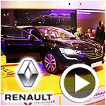 En vidéos : Découvrez la nouvelle Talisman, la Kadjar et la Mégane de Renault