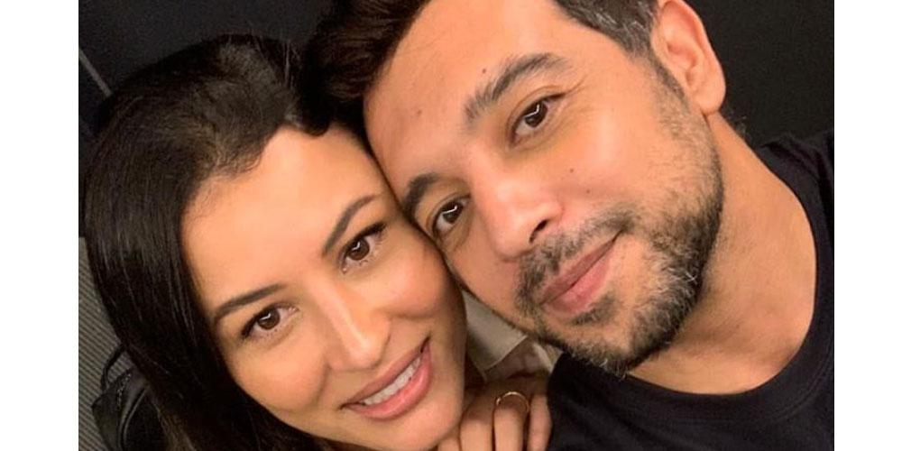 بالصورة..ريم السعيدي مع مجدي السميري في دبي