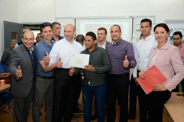 Vivo Energy lance la deuxième promotion de la formation ESPRIT des experts qualité et spécialistes lubrifiants