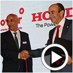 Shell Helix lubrifiera les voitures Honda en Tunisie