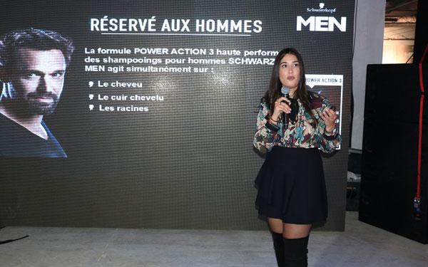 Henkel Beauty Care Tunisie lance Schwarzkopf Men : Un shampooing exclusivement dédié aux hommes