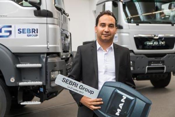 SEBRI Groupe devient le client camions N°1 d'ALPHA INTERNATIONAL TUNISIE l'importateur agréé de MAN Truck & Bus.